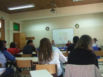 VOADES - Portugal no Agrupamento de Escolas Manoel de Oliveira em Aldoar