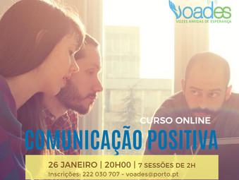 """Curso OnLine """"COMUNICAÇÃO POSITIVA""""  - Novo"""