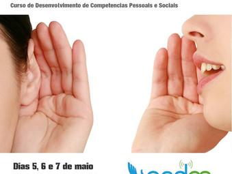Curso de Comunicação Positiva pela 1ª vez em Portugal