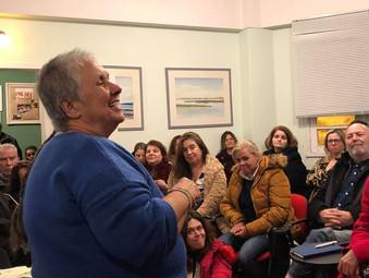 O Ano começa em grande na Escola de Saúde Emocional da VOADES- Porto