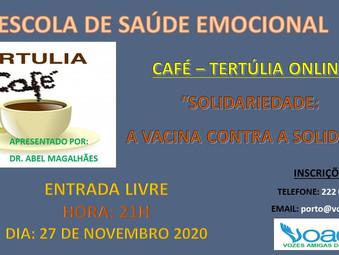 Café-Tertúlia on-line