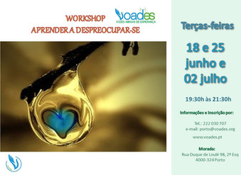 Workshop: Aprender a Despreocupar-se
