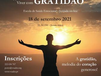 Ser grato torna-nos mais felizes