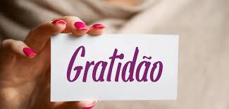 Ser/Estar agradecido é importante? Porquê?