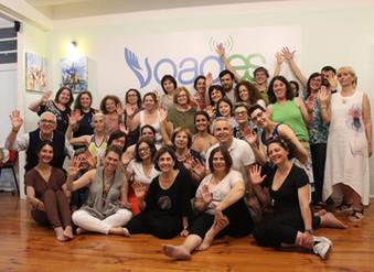 No mês de Maio trabalhamos a Saúde Emocional ao ritmo da Dança