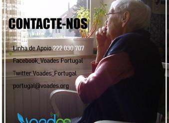 VOADES-Portugal mobiliza-se para ajudar a enfrentar a crise provocada pela COVID-19