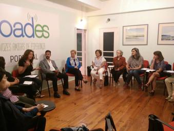 Escola de Saúde Emocional encerra ano lectivo com sessão de Biodanza
