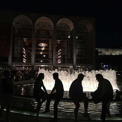 #lincolncenter #manhattan #nyc @thephoto