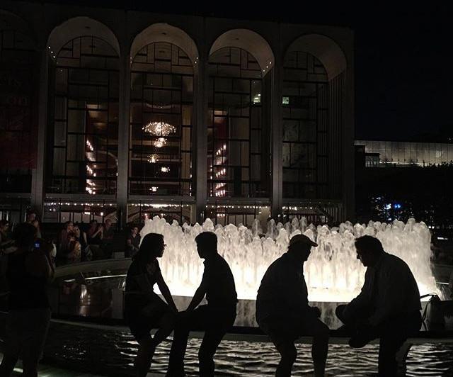 Lincoln Center, New York, NY (July 2016)