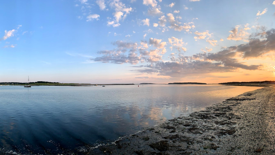 Wellfleet Harbor - Wellfleet, MA 2019