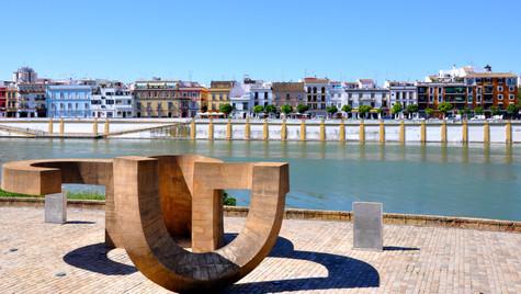 Triana Neighborhood, Seville, Spain (April 2014)