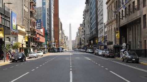 Obelisco de Buenos Aires, Argentina (October 2013)