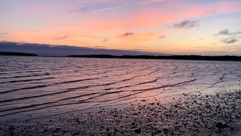 Sunset on Indian Neck - Wellfleet, MA (J