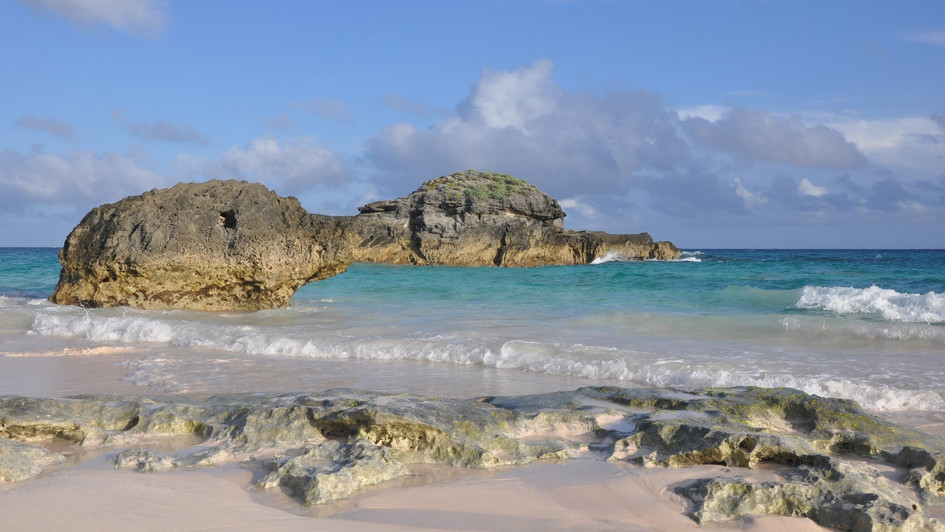 Horseshoe Bay, Bermuda (August 2014)