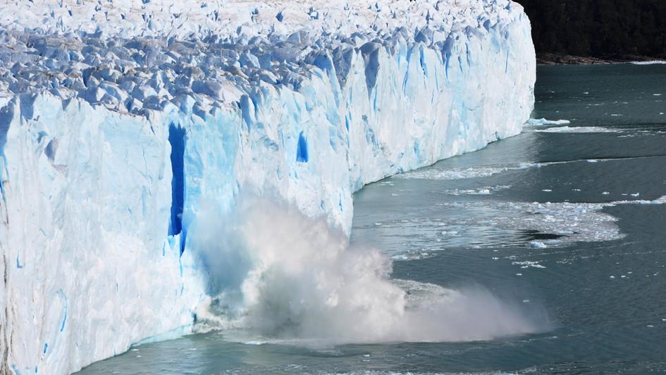 Perito Moreno Glacier in Los Glaciares National Park (October 2013)