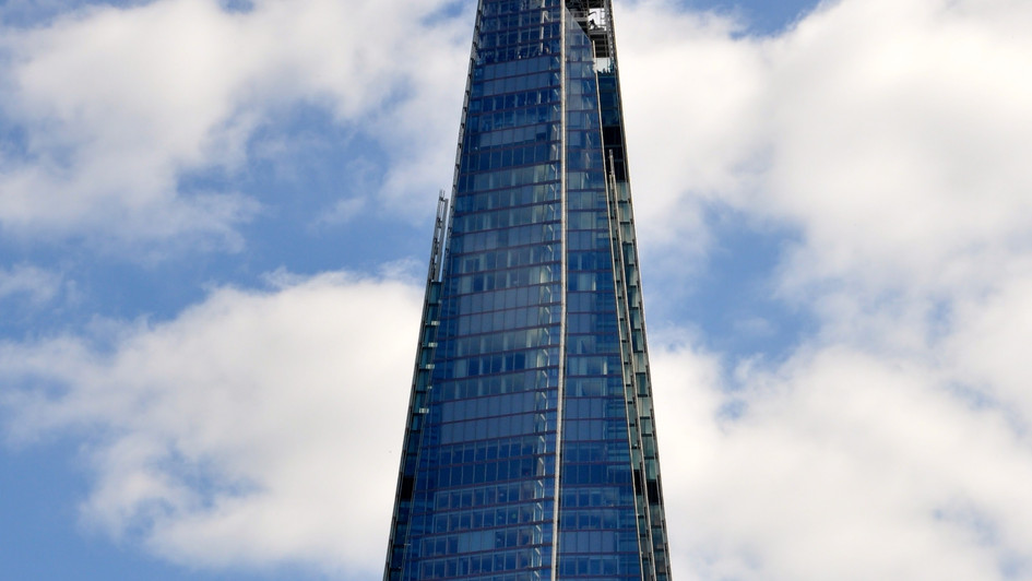 The Shard, London, England (April 2014)
