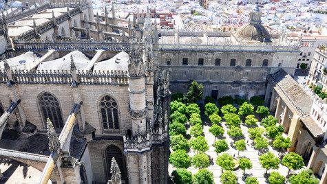 Catedral de Sevilla, Seville Spain (April 2014)