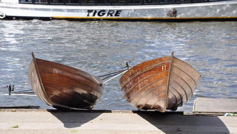 Tigre River, Argentina (October 2013)