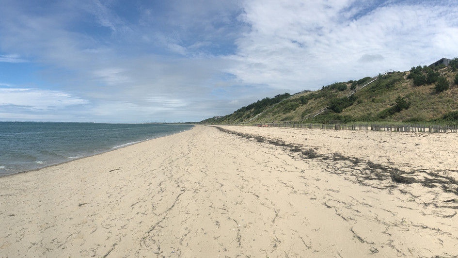 Tuoro Beach, Cape Cod, Massachusetts (August 2018)