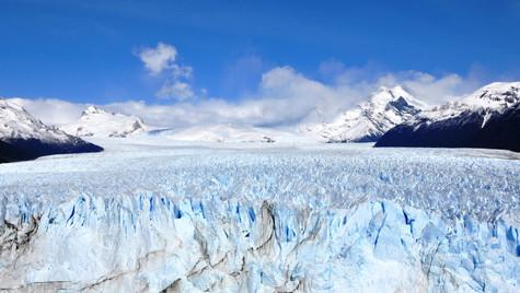 Perito Moreno Glacier Patagonia Argentina (October 2013)