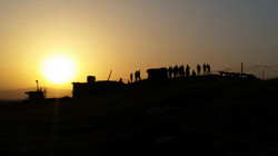 Amanece en el Frente de Bashiqa