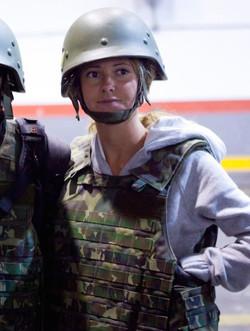 Corresponsales de Guerra, Ejército
