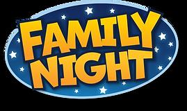 Family Night Banner