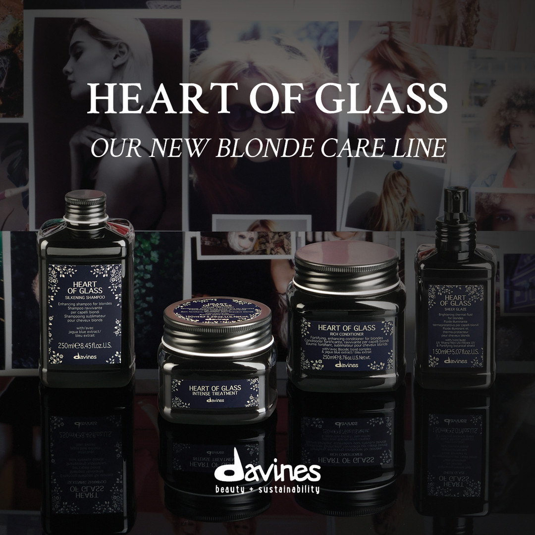 Heart of Glass Blonding Line