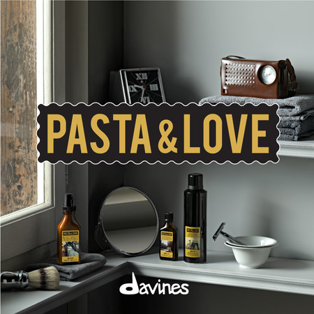 Pasta & Love Grooming Line