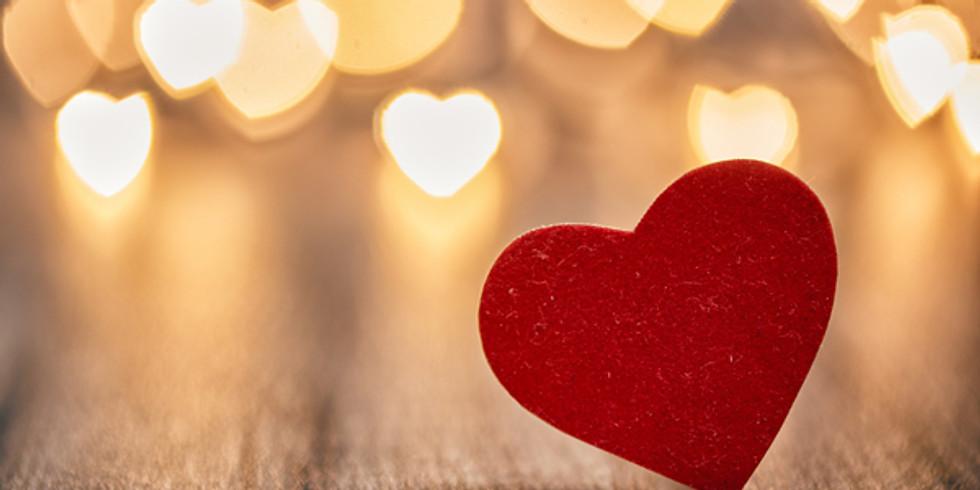 Valentines Celebration: Drinks, Dessert, & Entertainment