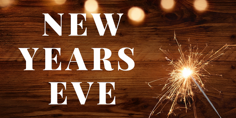 New Year's Eve Party at The Gathering Room!
