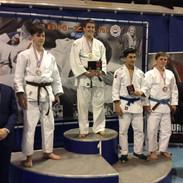 Lewis Liney -  Gold Medalist in Dutch Es