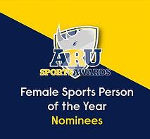 Lucy W female sports uni nomination 28.4