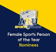 Lucy W female sports uni nomination 28.4