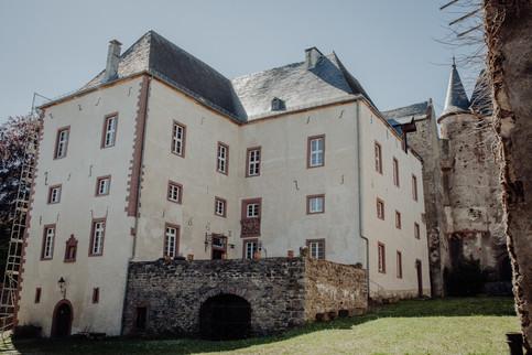 Vintage Hochzeit, Burg Lissingen, Eifel, Prüm, Gerolstein,