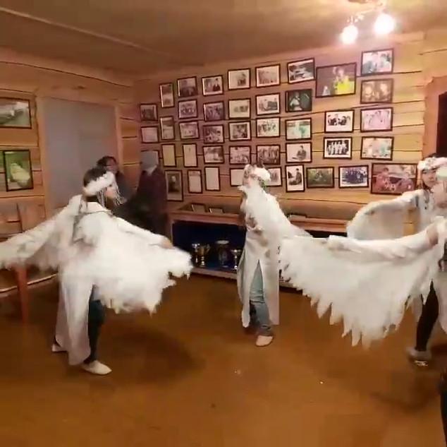 Танец Уликялани