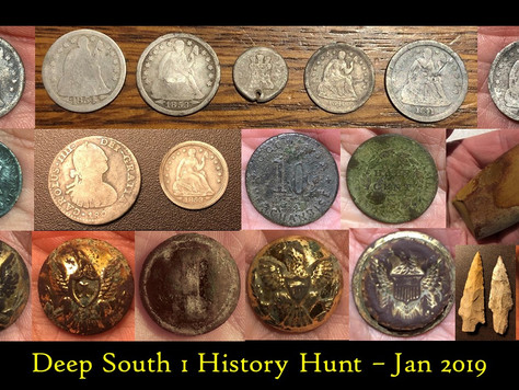 Deep South Hunt #1 Highlights