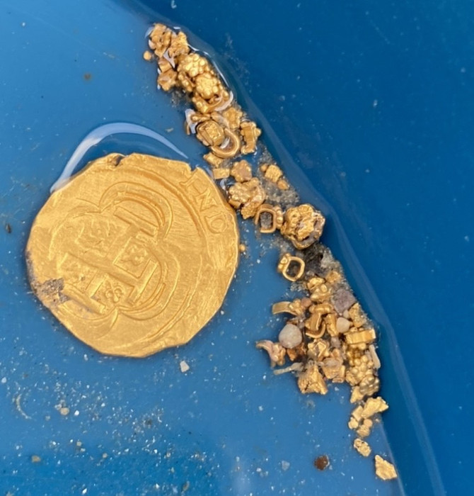 More Gold Discovered!