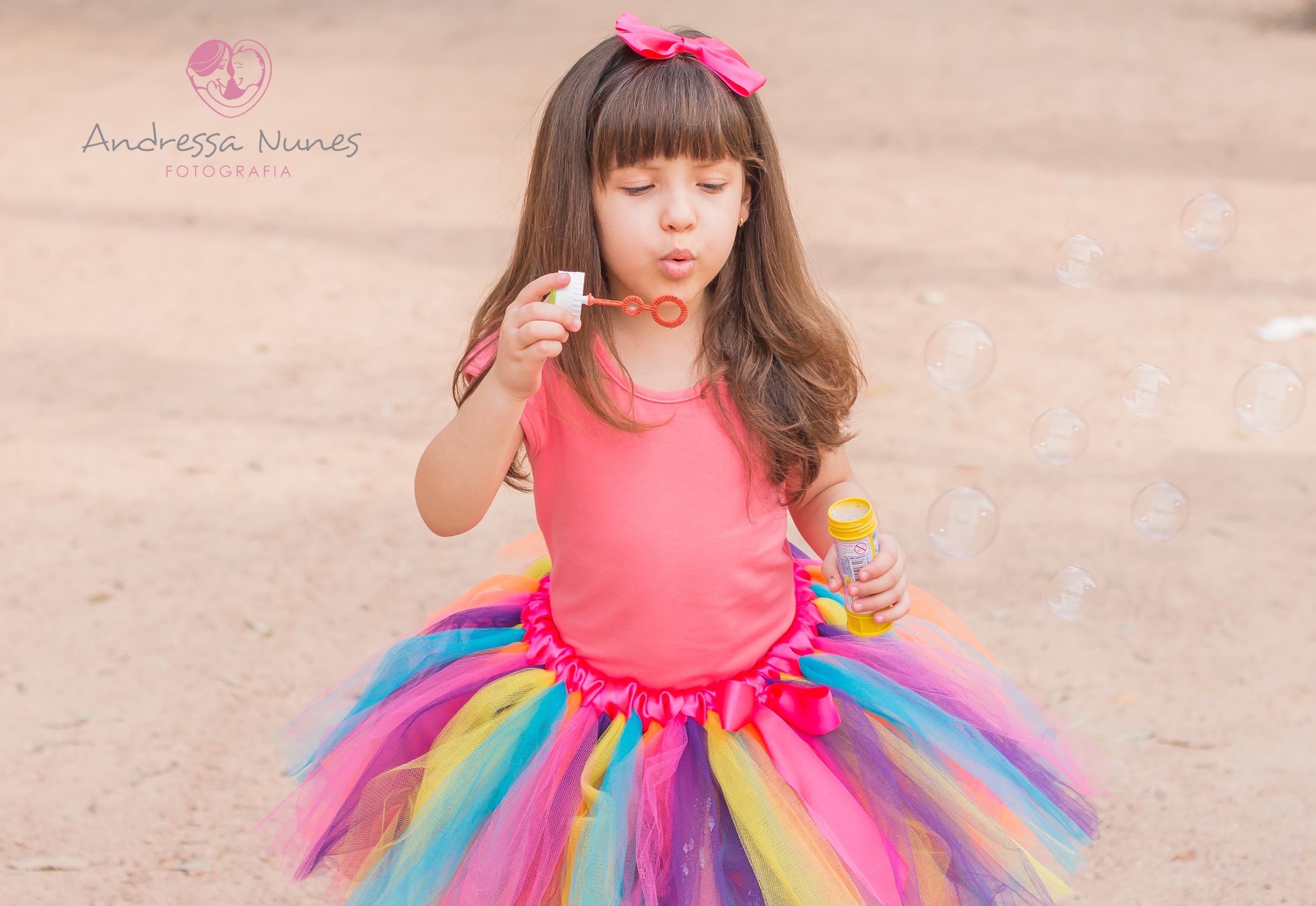 Isabela - 5 anos