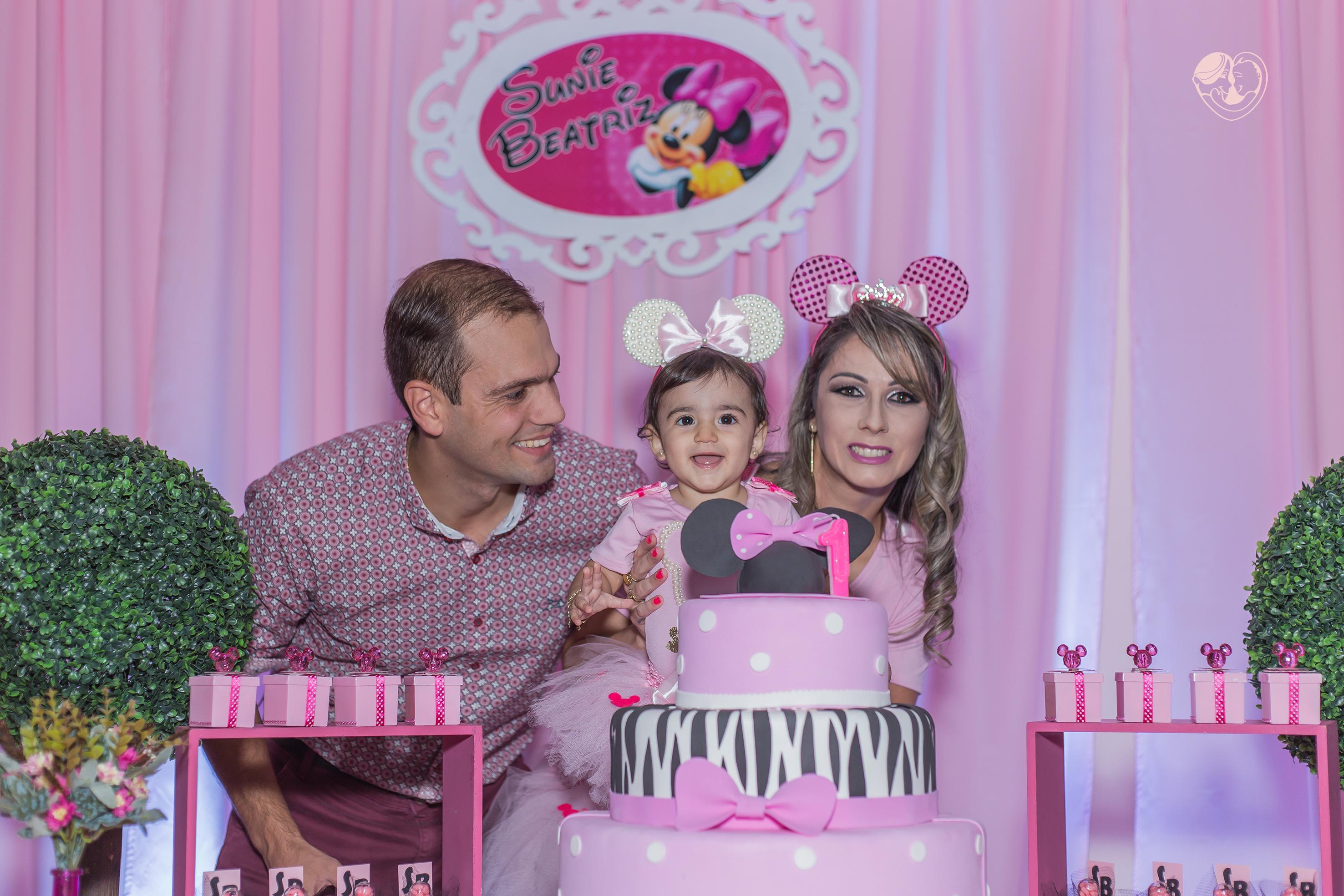 Sunie Beatriz - Aniversário 1 ano