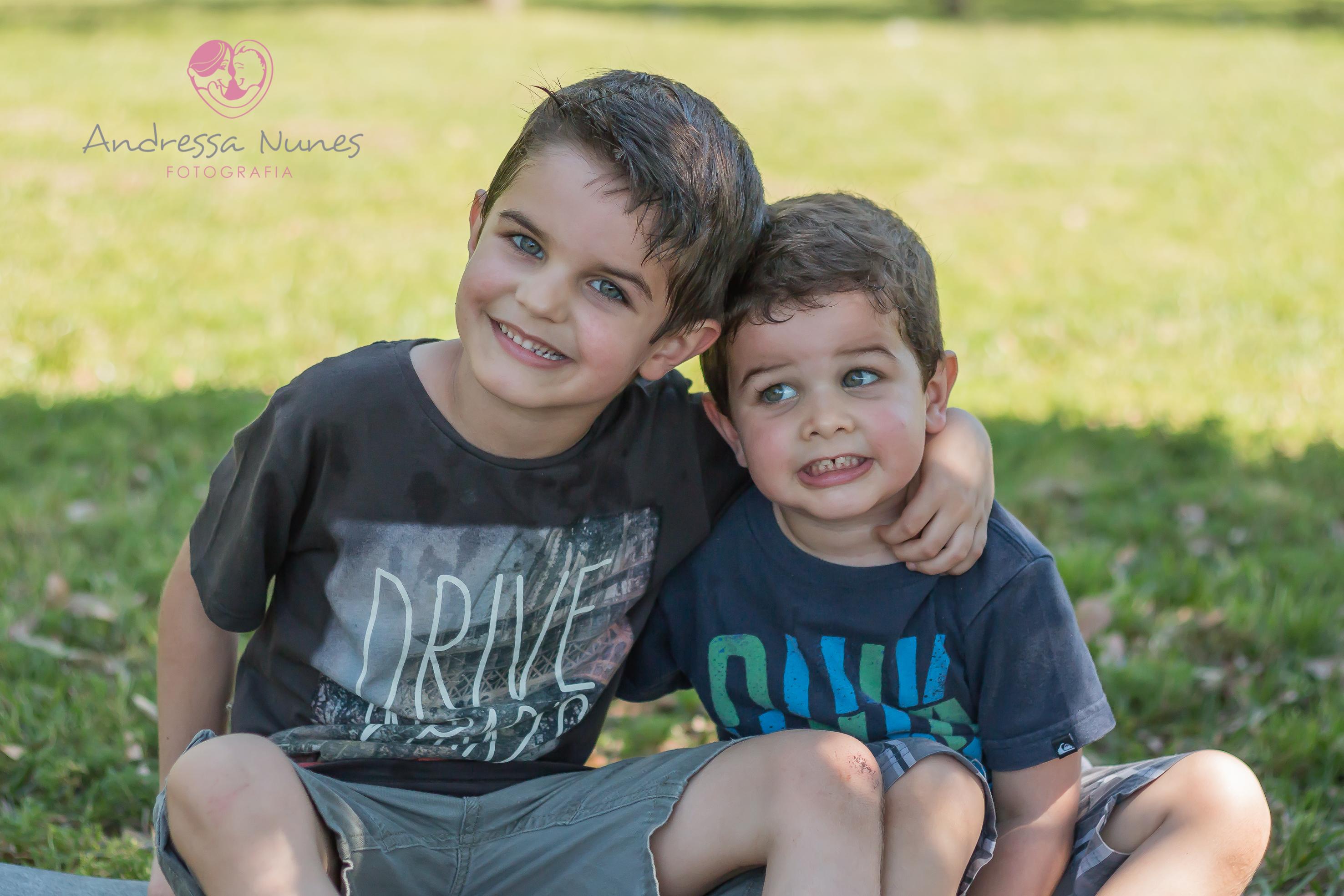 Pedro e Lucas