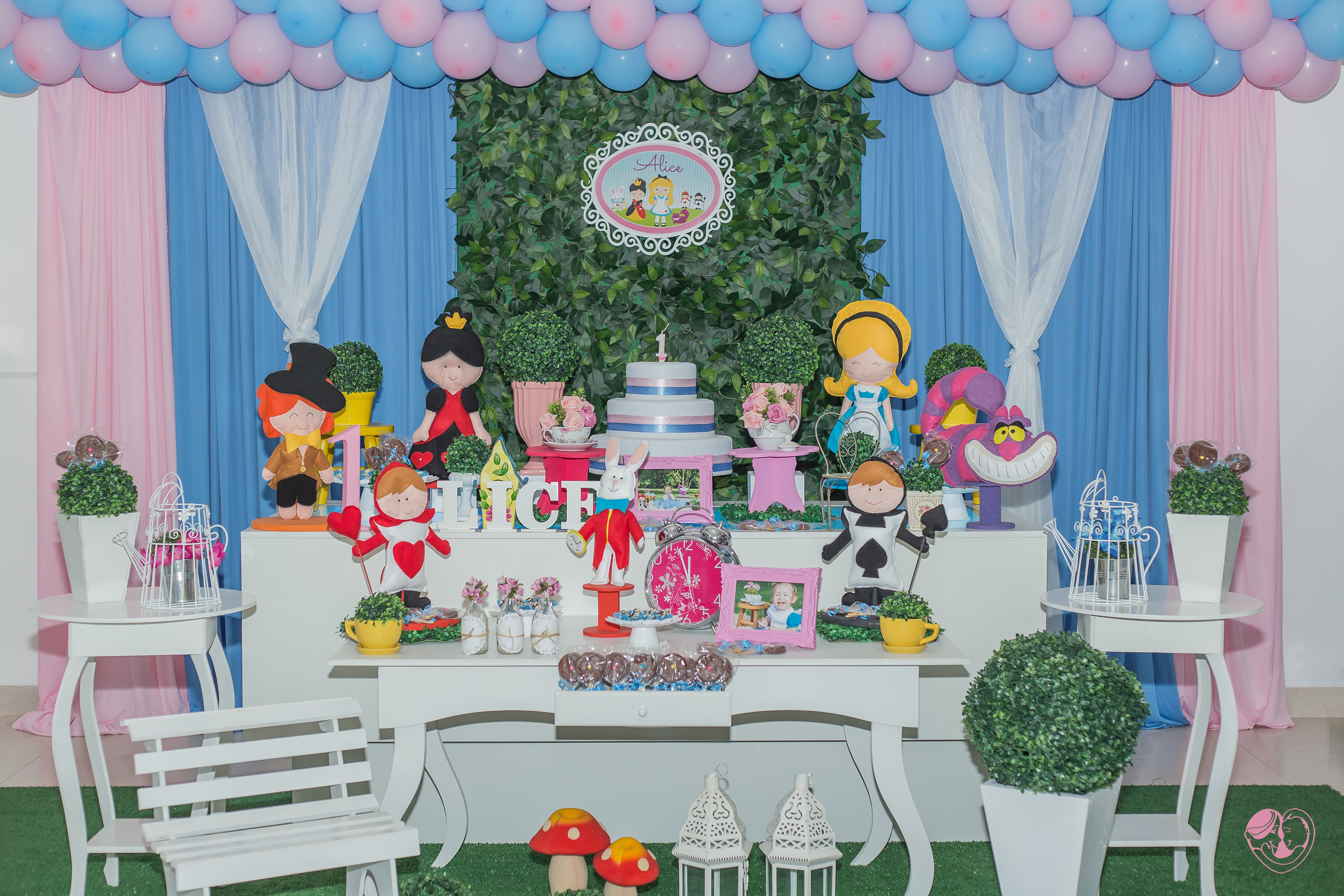 Alice - Aniversário 1 ano