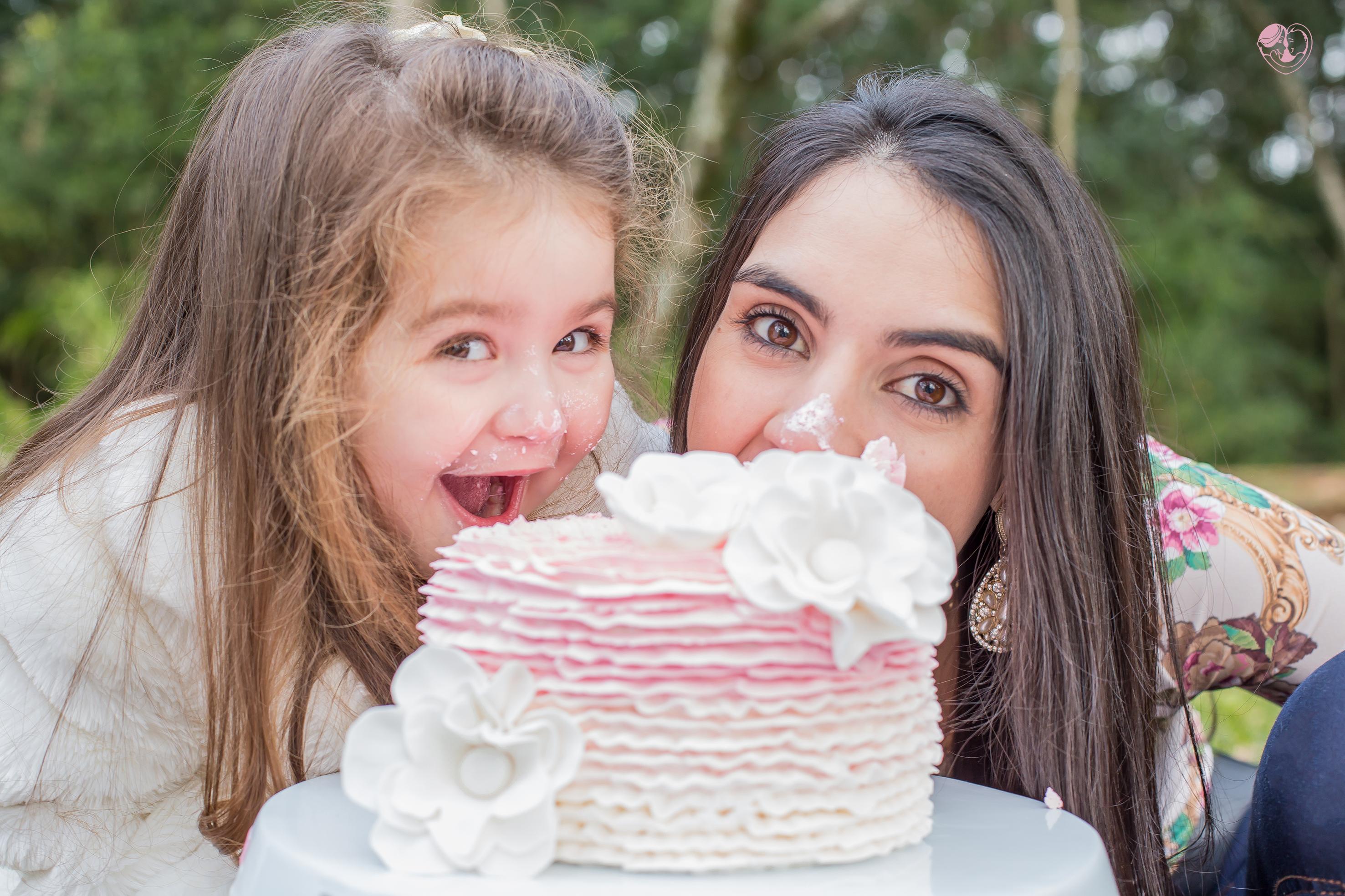 Alice e Luisa - Mãe e Filha