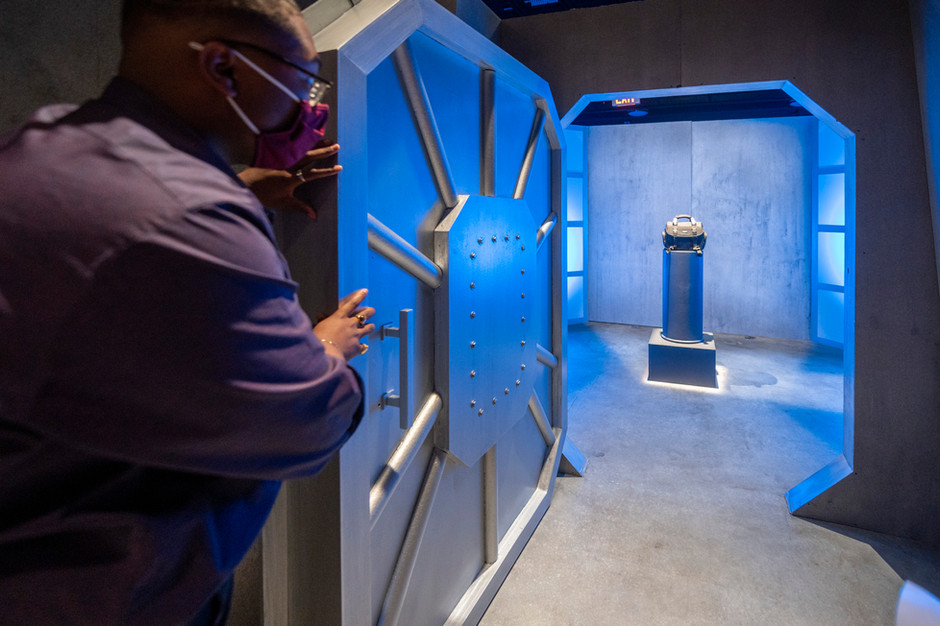 The Heist: A Theatrical Escape Room