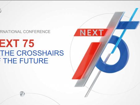 16 декабря состоится международная конференция NEXT 75
