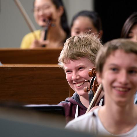 Violin, Viola, Cello or Bass Lessons