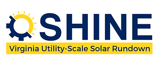 SHINE Virginia Utility Solar Rundown Log