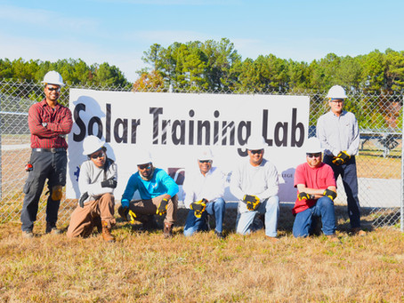 How a Community College Helped Start Virginia's First Solar Installer Training Program