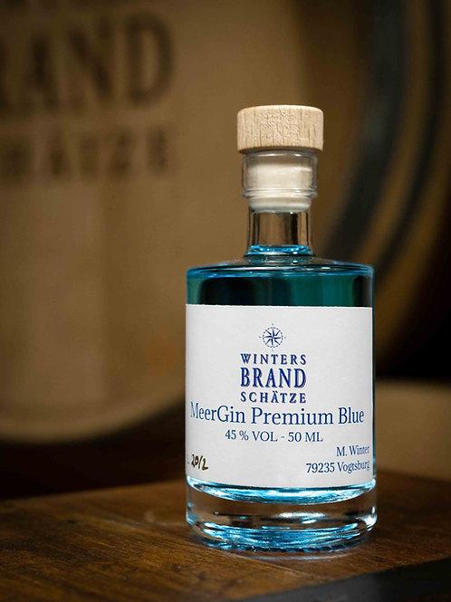 MeerGin -Premium Blue Gin - 50ml