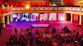 SHARJAH LIGHT FESTIVAL 2018 LINE UP REVEAL MOVIE (SHARJAH - UAE)
